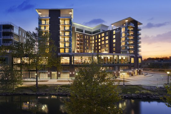 Embassy Suites by Hilton Greenville Downtown Riverplace