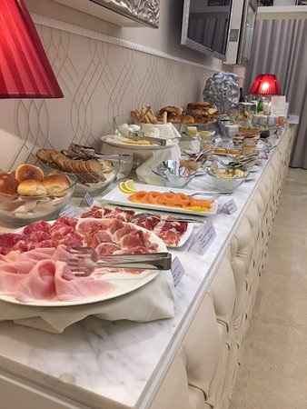 Lifestyle Suites Rome: Breakfast