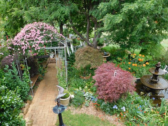 Robertson, Australia: Cool and tranquil days in the garden
