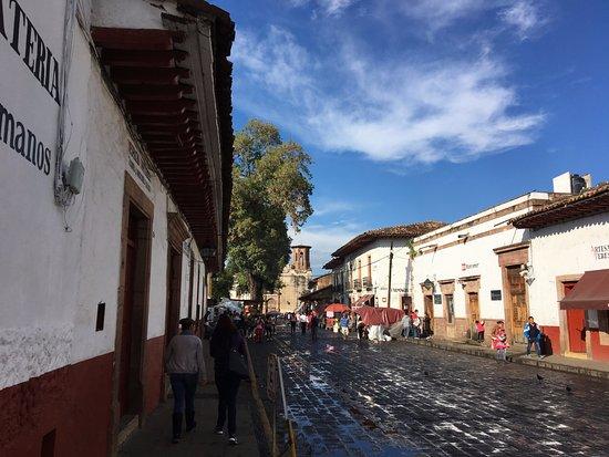 Hotel Rincon de Josefa: Afuera del hotel