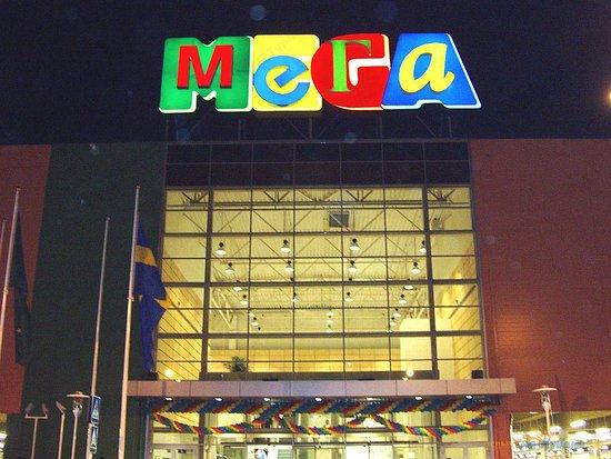 Mega: ТЦ Мега