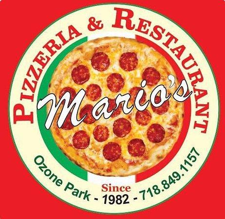 Ozone Park, NY: Mario' Pizzeria & Restaurant