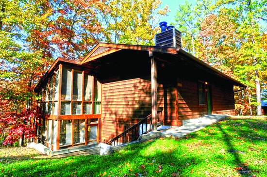 Potosi, MO: Forest View Cabin