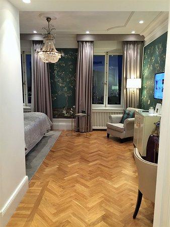 Grand Hotel: Breathtaking room!