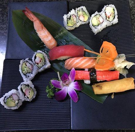 Leeds, Αλαμπάμα: Izumi sushi