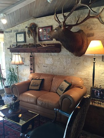 Joshua Creek Ranch: Amazing stay at the Porch Haus