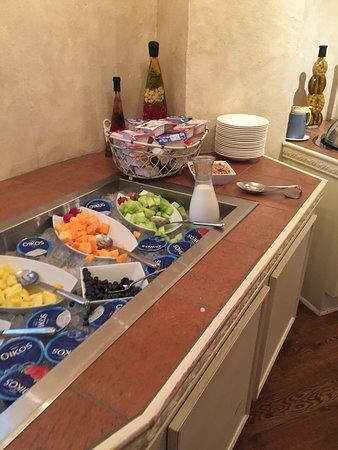 White Castle, Louisiane : Breakfast Buffet