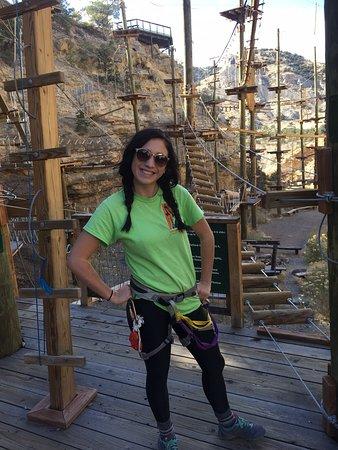 Salida, CO: Our guide Reya Sunshine!