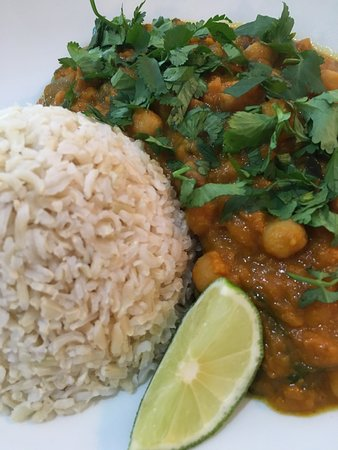 raw food rebellion malaysian sweet potato chickpea and spinach curry yum