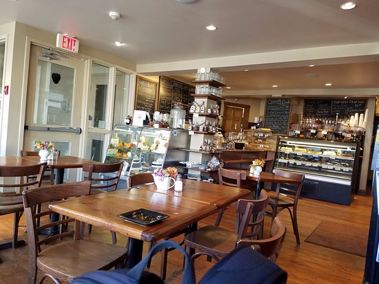 Kate's Sweet Indulgence Catering & Cafe: The Restaurant inside