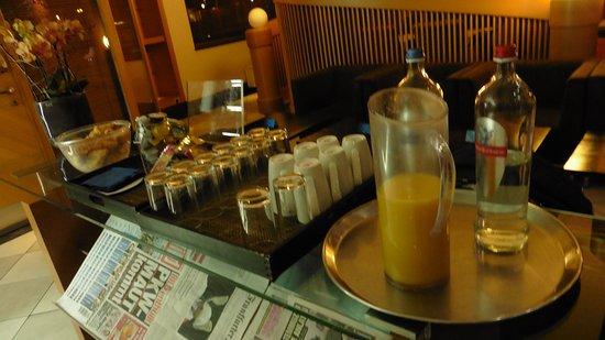 Diegem, Belgien: Petit djeuner avant 06:00 h