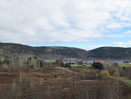 Saint-Jean-des-Piles, Canadá: vue du chalet