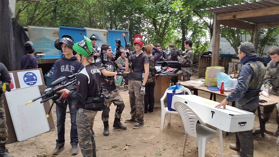 Section Paintball de l'ASPTT Amiens