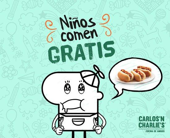 Carlos'n Charlie's Interlomas: Chiqui Charlies