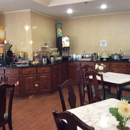 โอกริดจ์, เทนเนสซี: breakfast room