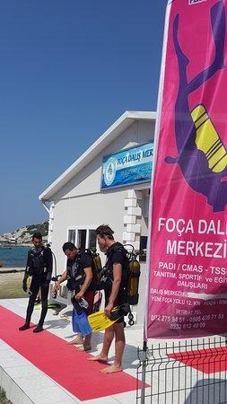 Foca Dive Center