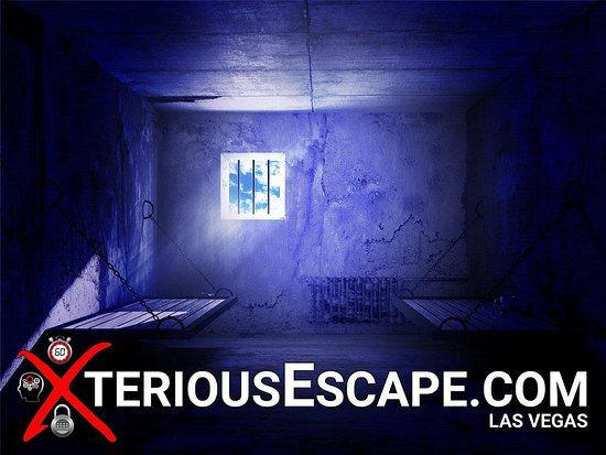 Las Vegas Power Pass Escape Room