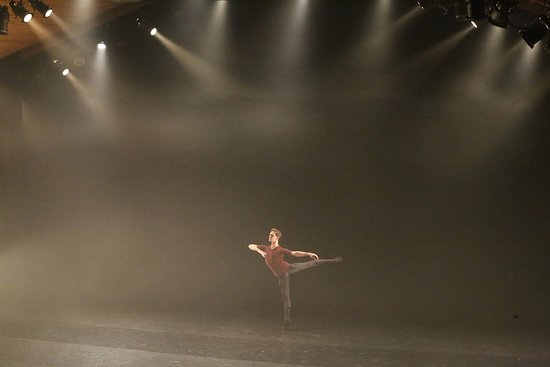 Tivoli, Estado de Nueva York: dancer in the Kaatsbaan Theatre