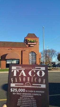 Aurora, IL: #tacofanomicon