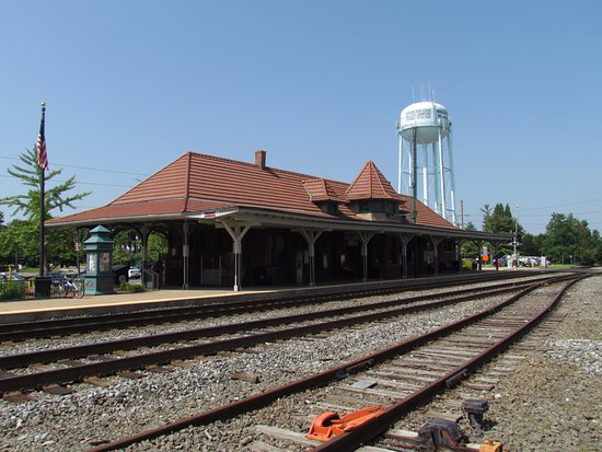 ‪Manassas Train Station‬