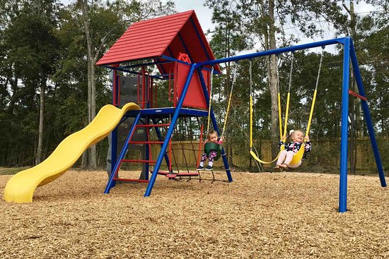 New Caney, Teksas: Playground
