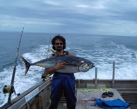 Opotiki, Selandia Baru: Success in Deap Sea Fishing