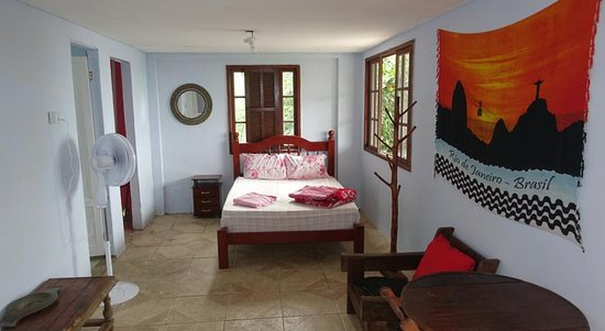 Pousada Favelinha: One of our rooms