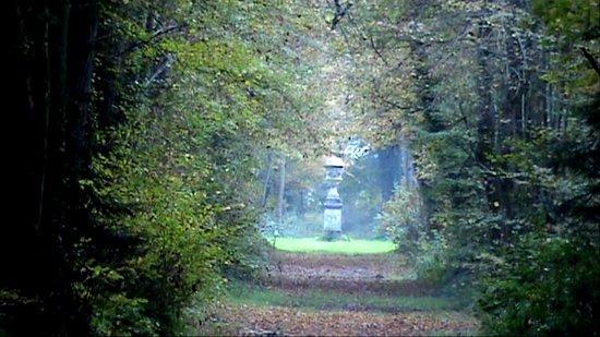 Beaumesnil, France: Promenade fin octobre
