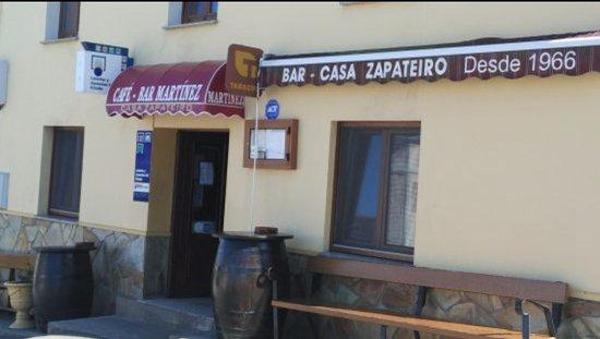 imagen Bar Martinez - Casa Zapateiro en Tapia de Casariego