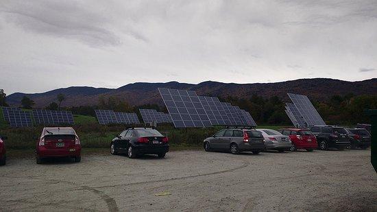 Waterbury Center, VT : PV arrays