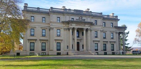 Vanderbilt Mansion, Hyde Park, NY (on the Hudson River)