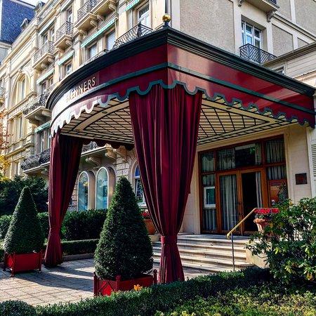 bild von brenners restaurant wintergarten baden baden tripadvisor. Black Bedroom Furniture Sets. Home Design Ideas