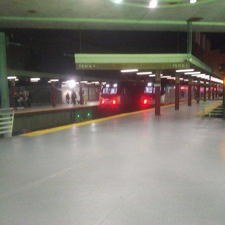 Amtrak: Boston South Station