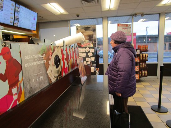 Seekonk, MA: That is me placing an order.