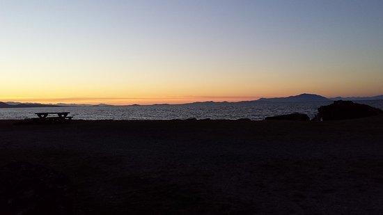 Nanaimo, Canada: Neck Point Park sunset