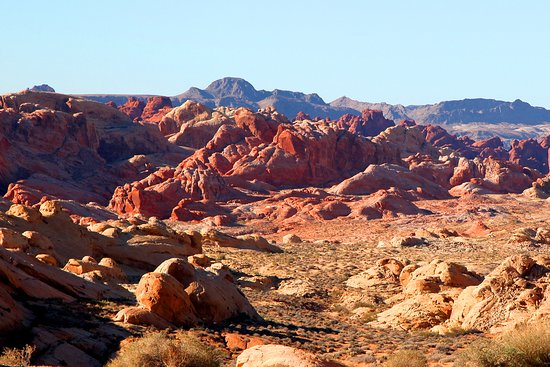 map Picture of Valley of Fire State Park Overton TripAdvisor