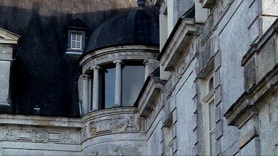 Acquigny, Frankrike: Quelques décors intéressants