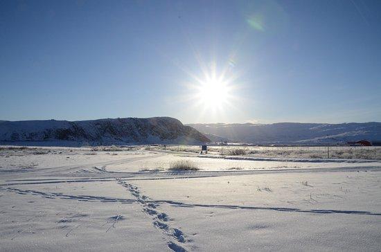 Kangerlussuaq, Groenlandia: kangalussauq