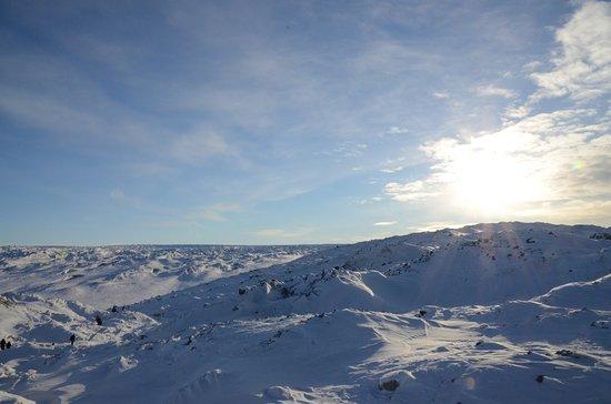 Kangerlussuaq, Groenlandia: icefields