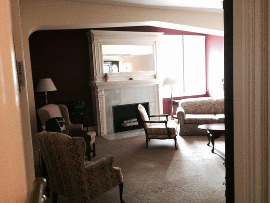 Lenox, ماساتشوستس: Guest Suite