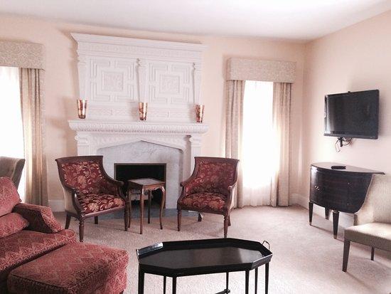 Lenox, ماساتشوستس: Mansion Suite