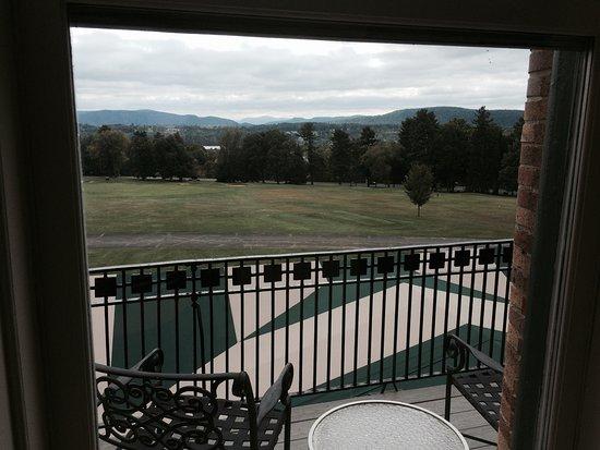 Lenox, ماساتشوستس: Mansion Guest Suite View