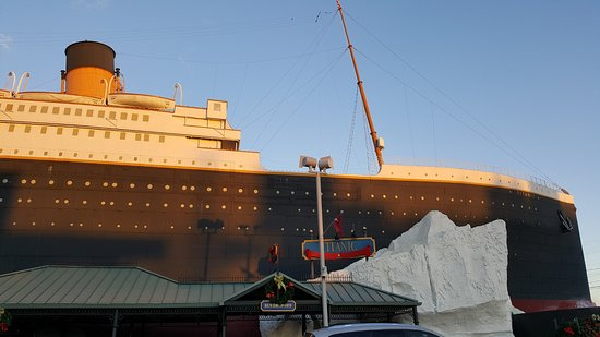 Titanic Museum صورة فوتوغرافية