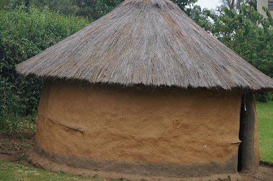 Kapenguria, Кения: Pokot hut