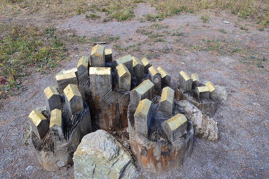 Lincoln, มอนแทนา: City of stumps