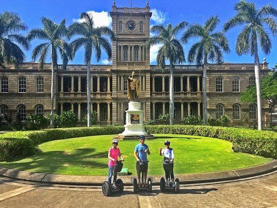 Waikiki Segway
