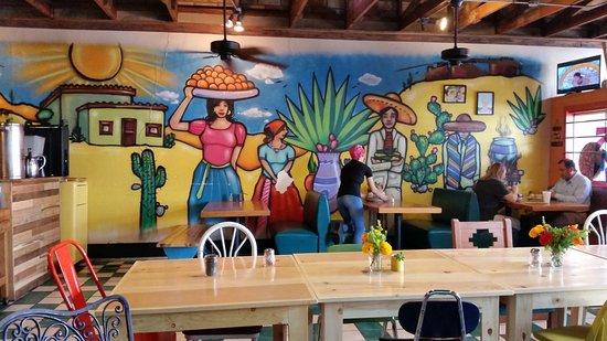 Harlingen, TX: Rio Grande Grill Interior