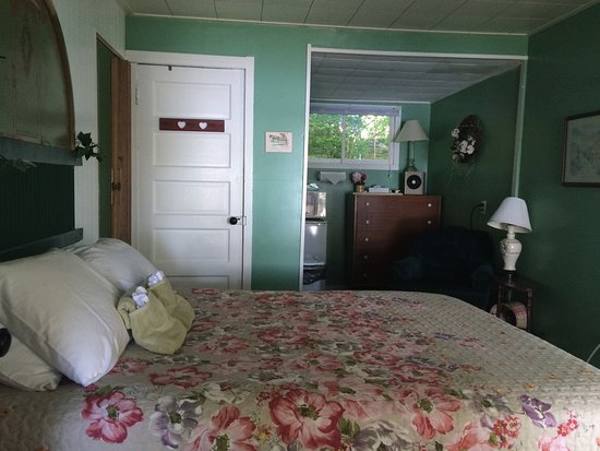 Lawrence, MI: One of Mom's Meadow Muffin's room