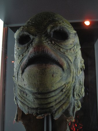 Science Fiction Museum And Hall Of Fame: Original Creature From The Black  Lagoon Mask