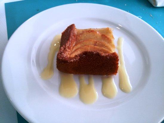 Deimos: Mini tarta de manzana
